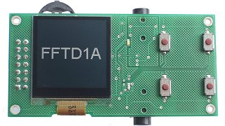 FFTD1A Front View